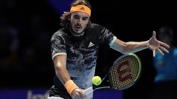 Πρόσω ολοταχώς για την τετράδα στο ATP Finals ο Τσιτσιπάς