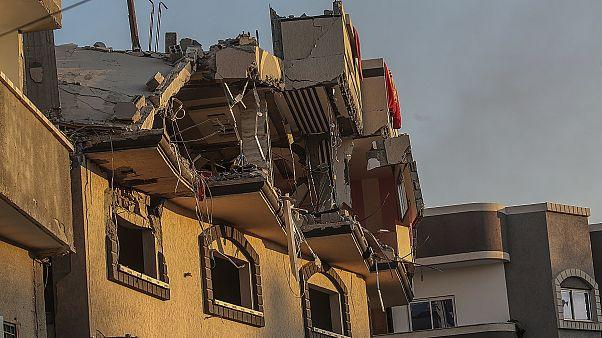 Israelische Armee tötet Palästinenserführer in Gaza