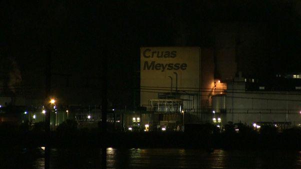 La centrale nucléaire de Cruas mise à l'arrêt après un séisme en France