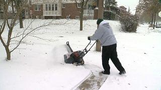 Schnee satt: Winter legt Frühstart hin