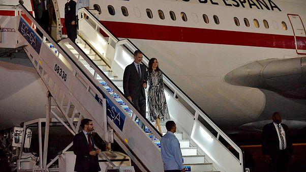 Küba: İspanya Kralı'ndan 500'üncü kuruluş yıl dönümünde Havana'ya ilk ziyaret
