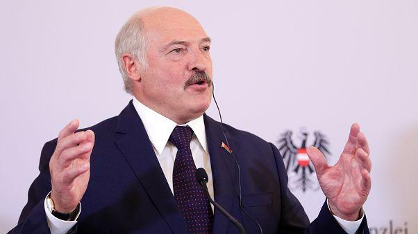 Александр Лукашенко в Австрии