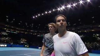 ATP-vb: vereséggel kezdett a világelső Nadal