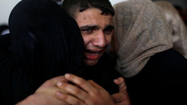 Israele risponde ai razzi di Gaza compiendo altri attacchi
