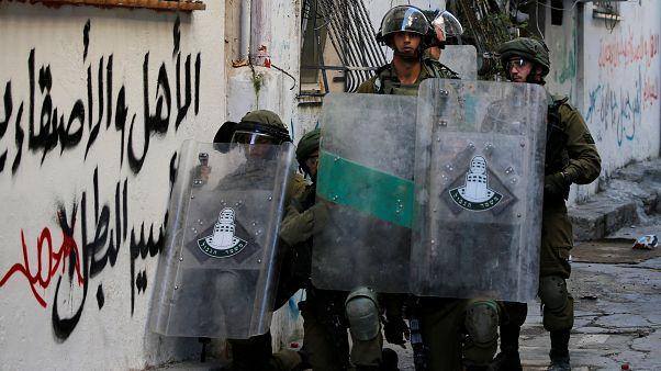 Milicianos palestinos lanzan cohetes hacia Israel en represalia a la muerte de un líder yihadista
