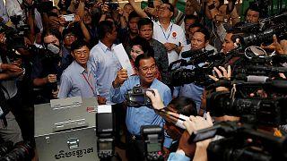 AB, insan hakları konusunda uyardığı Kamboçya'ya bir ay süre tanıdı