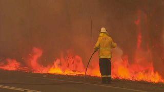 En Australie, rallye annulé à cause des incendies