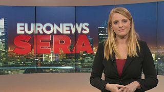 Euronews Sera   TG europeo, edizione di martedì 12 novembre 2019