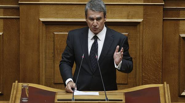 Ο κοινοβουλευτικός εκπρόσωπος του ΚΙΝΑΛ, Ανδρέας Λοβέρδος