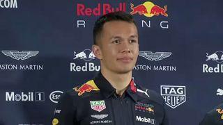 F1: Albon marad a Red Bullnál