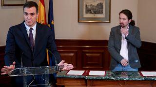 توافق سوسیالیستها و پودموس؛ احتمال تشکیل اولین دولت ائتلافی در اسپانیا