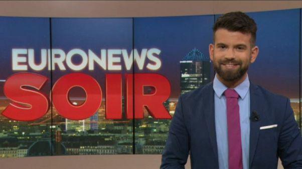 Euronews Soir: l'actualité du mardi 12 novembre 2019