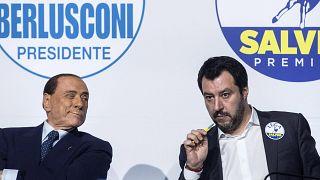 Beléptetné Salvini pártját az Európai Néppártba Berlusconi