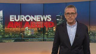 Euronews am Abend vom 12. November 2019
