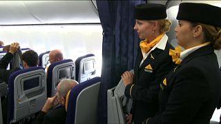 Vorerst keine Streiks mehr: Lufthansa und UFO einigen sich