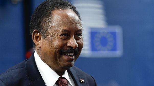 رئيس وزراء السودان ليورونيوز: لا شروط أمريكية لشطب بلادنا من قائمة الدول الراعية للإرهاب
