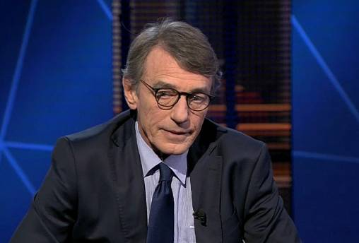 David Sassoli: NATO still 'necessary' amid Macron criticism it is 'brain dead'