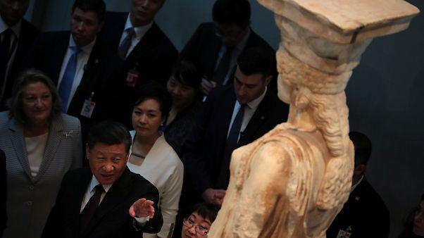 Η αποτίμηση της επίσκεψης του προέδρου της Κίνας στην Αθήνα