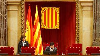 Katalan parlamentosu