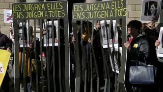 Katalonien-Krise: Vorerst keine Auslieferung der Separatisten im Exil