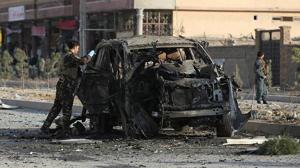 Afganistan'da bomba yüklü araç patladı: En az 7 ölü