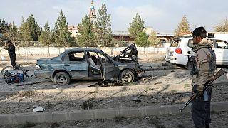 وزارة الداخلية الأفغانية: 12 قتيلا بينهم ثلاثة أطفال في انفجار سيارة مفخخة في كابول
