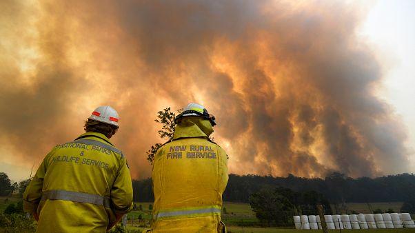 Incêndios na Austrália estão cada vez mais intensos