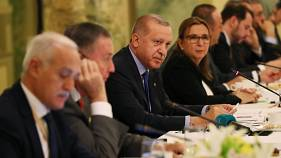 Canlı anlatım: Cumhurbaşkanı Erdoğan ABD'de; Trump ile kritik zirvede hangi konular görüşülecek?