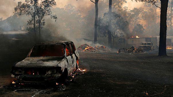 آتشسوزی در ایالت کوئینزلند استرالیا؛ دستور تخلیه فوری ساکنان صادر شد