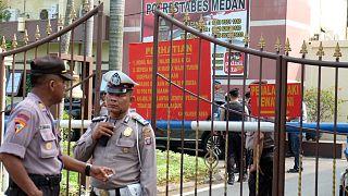 Ινδονησία: Έκρηξη στο αρχηγείο της αστυνομίας