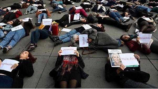 افزایش خشونت خانگی در فرانسه؛ ۱۳۱ زن از ابتدای سال کشته شدند