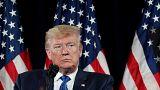 Le président des Etats-Unis, Donald Trump, à Atlanta en Georgia, le 8 novembre 2019.