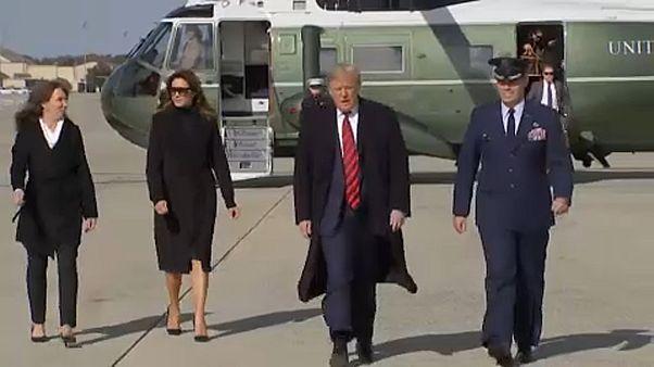 Começa fase pública de 'impeachment' a Trump