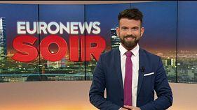 Euronews Soir : l'actualité du mercredi 13 novembre 2019