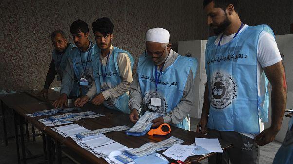 Afganistan'da cumhurbaşkanı seçiminin sonuçlarının açıklanması tekrar ertelendi