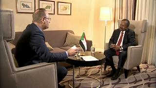 O Πρωθυπουργός του Σουδάν στο EURONEWS
