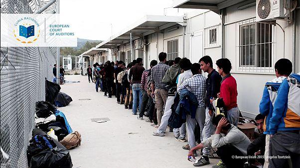 Ευρωπαϊκή έκθεση για τη διαχείριση του μεταναστευτικού στην Ελλάδα