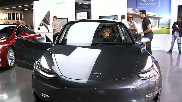 Tesla anuncia fabrica em Berlim