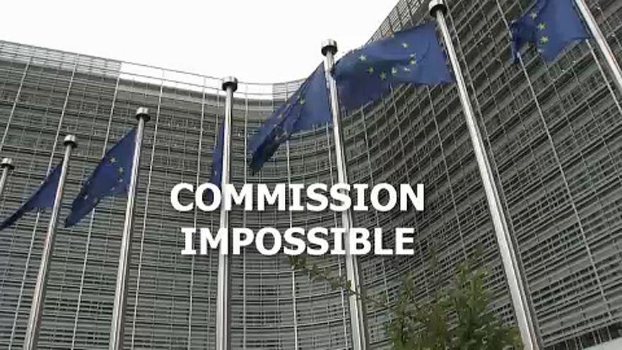 Von der Leyens (Com-) Mission Impossible