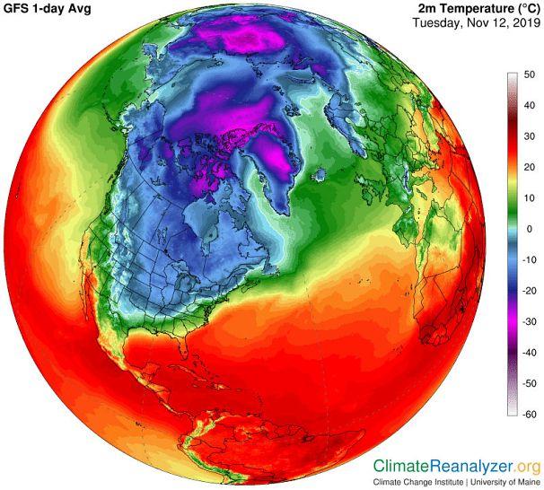 Climate Renalyzer