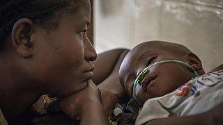 Minden 39. másodpercben meghal egy gyerek tüdőgyulladásban