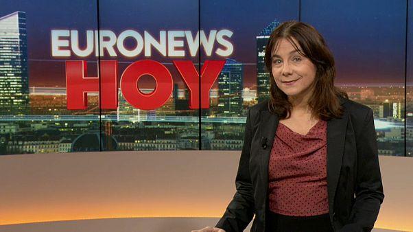 Euronews Hoy | Las noticias del miércoles 13 de noviembre de 2019