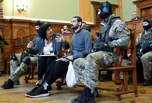 Arranca en Hungría el juicio a un presunto miembro del Dáesh