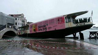 Venedik'te su seviyesi 187 santimetreye ulaştı: İklim krizi zorunlu ders oldu