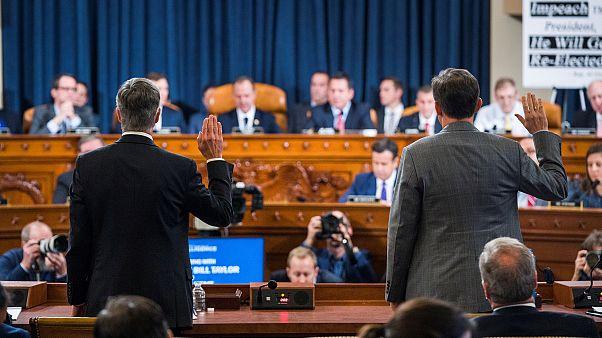 Trump: procedura impeachment entra nel vivo, via alle audizioni pubbliche
