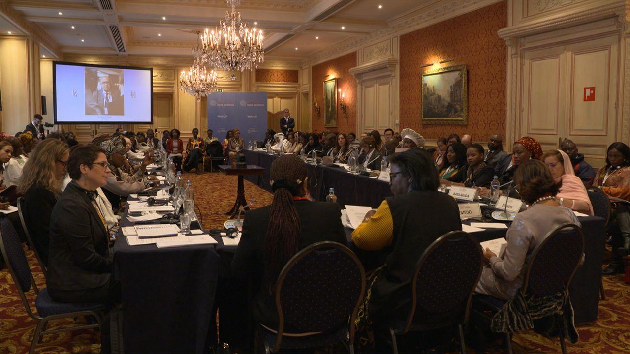 مجمع جهانی زنان آفریقا با موضوع توانمندسازی زنان روستایی برگزار شد