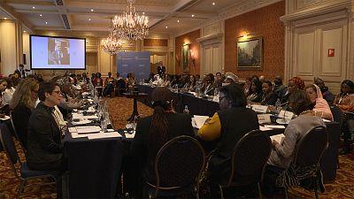 Empowering rural women in Africa under the spotlight at the African Women's Forum