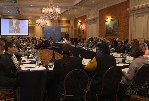 Forum in Brüssel will afrikanische Frauen stärken und unterstützen