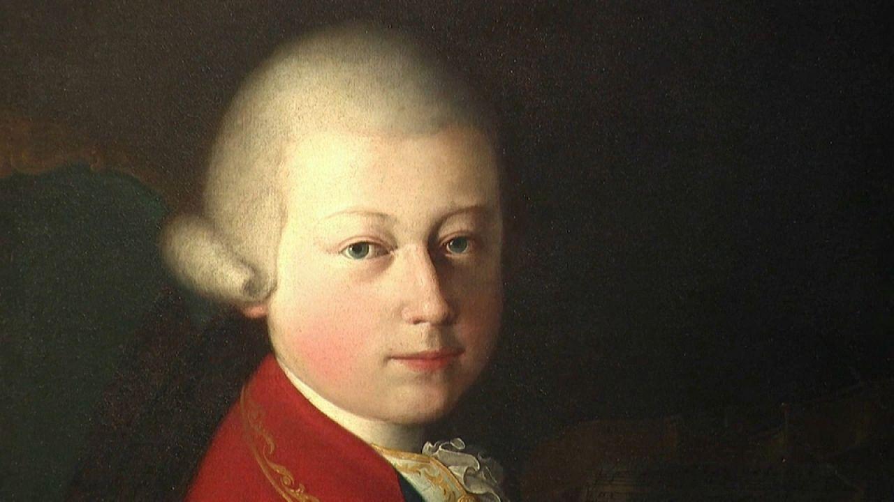 Un rare portrait de Mozart mis aux enchères
