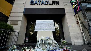 بزرگداشت یاد قربانیان حملات ۱۳ نوامبر ۲۰۱۵ پاریس